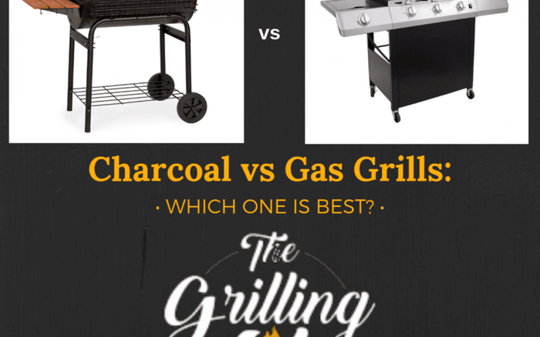 And the Debate Goes On: Cooking with Charcoal vs Gas Grills
