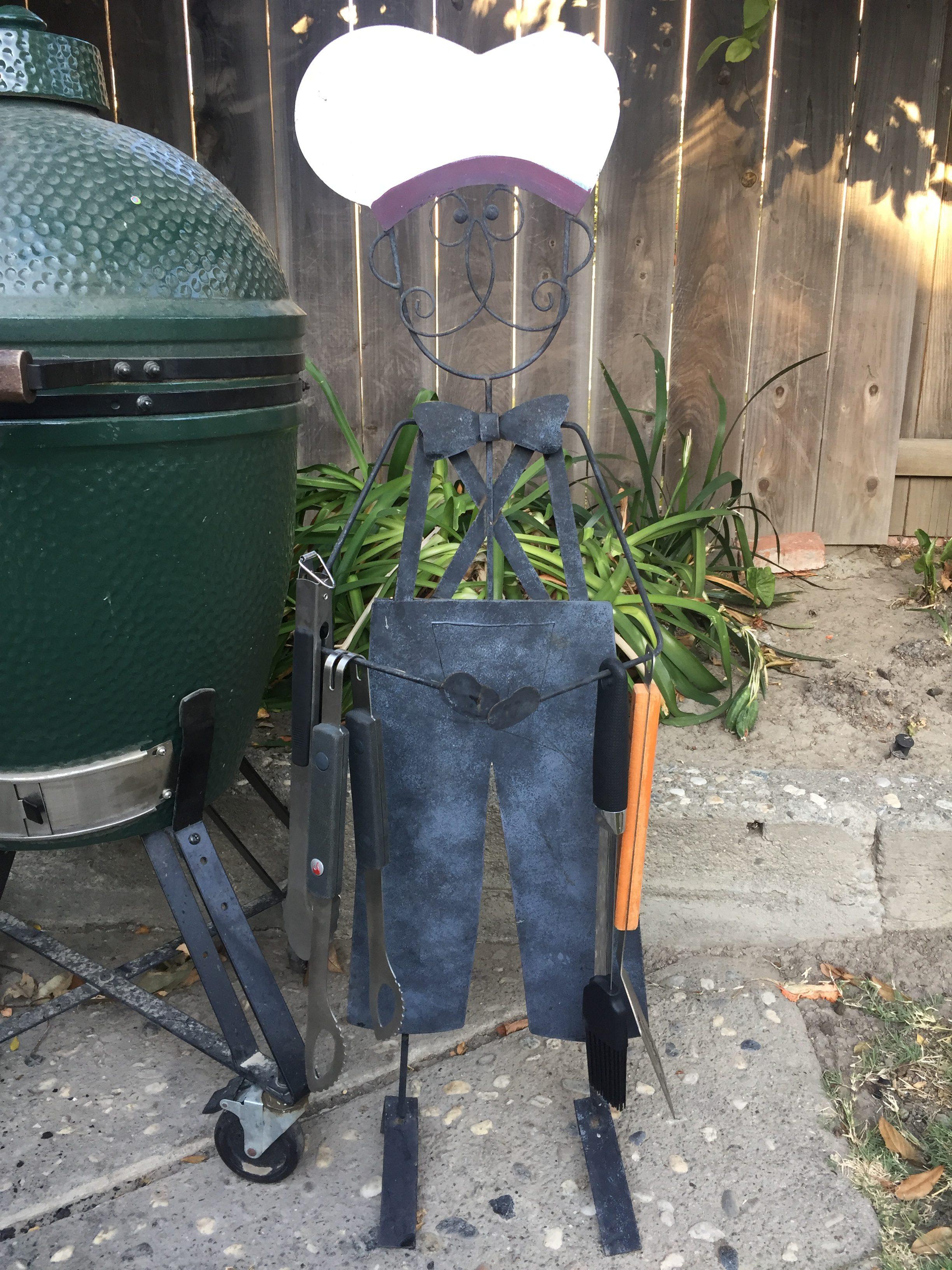 The Grilling Life, Flat Pat My BBQ Buddy