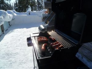 """How to Grill in Winter, and Become an """"Extreme Griller"""""""