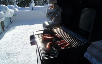 "How to Grill in Winter, and Become an ""Extreme Griller"""