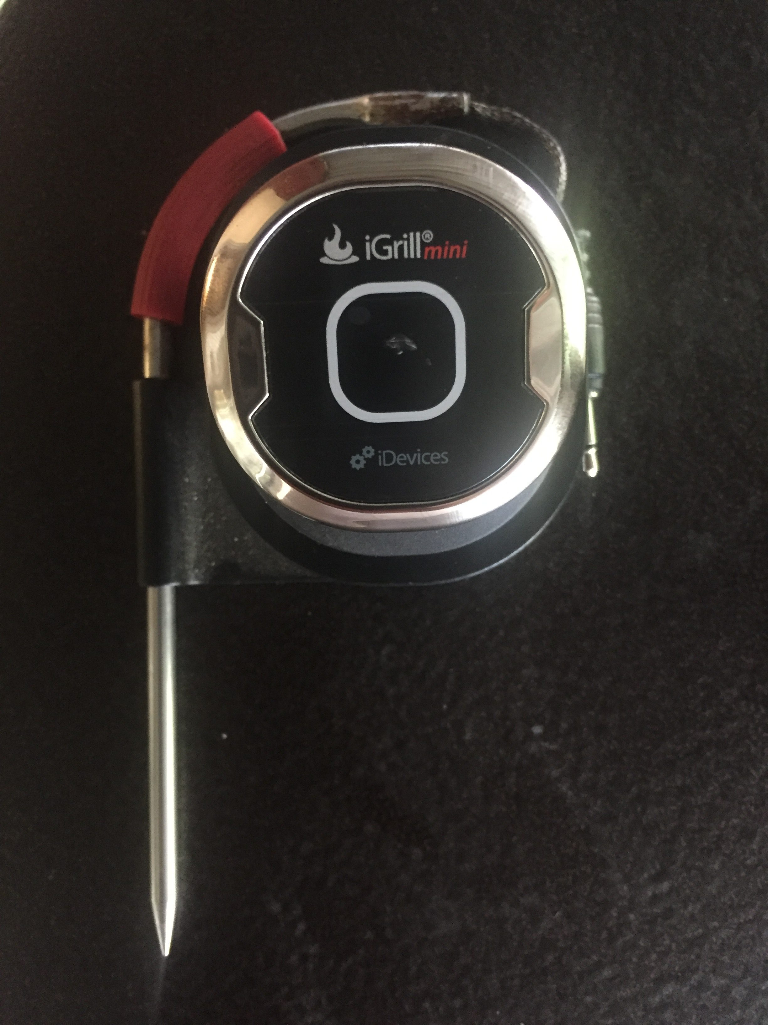 iGrill Mini Review, iGrill Device
