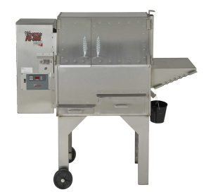 What is a Pellet Grill_Cookshack PG500 Fast Eddy's Pellet Grill