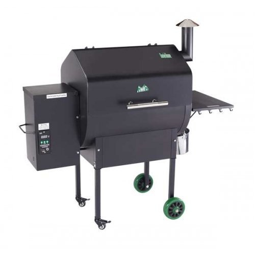 What is a Pellet Grill_Green Mountain Grill DBWF Daniel Boone Pellet Grill - Wifi Enabled
