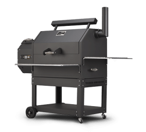What is a Pellet Grill_The YS640 Pellet Grill