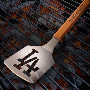 20 Grilling Mistakes, Heavy Duty Grilling Spatula