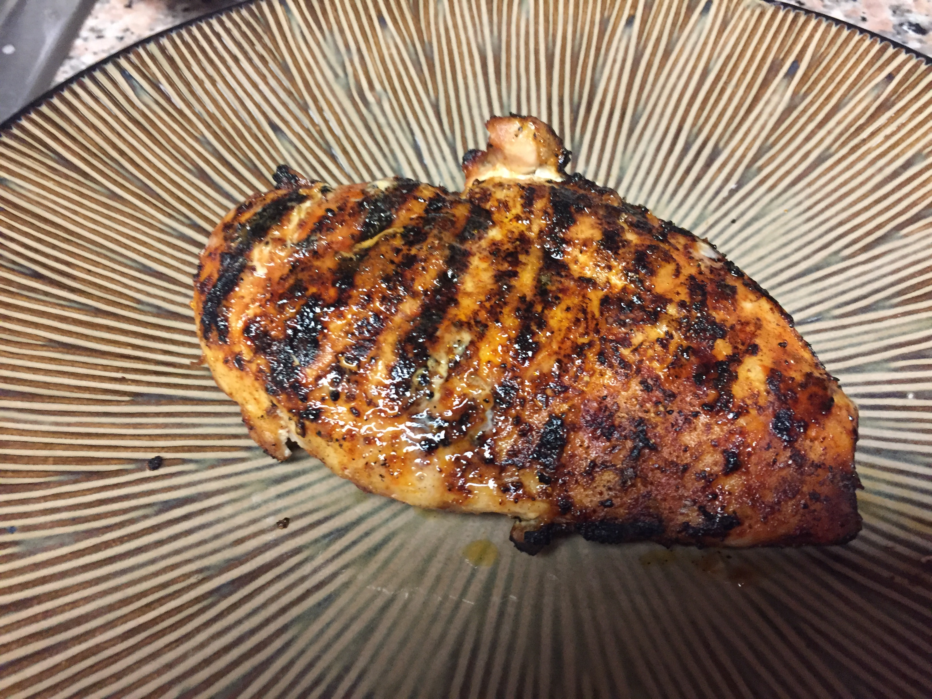 Grill Marks Chicken