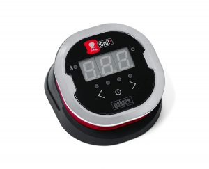 The Weber iGrill 2 BBQ Meat Thermometer