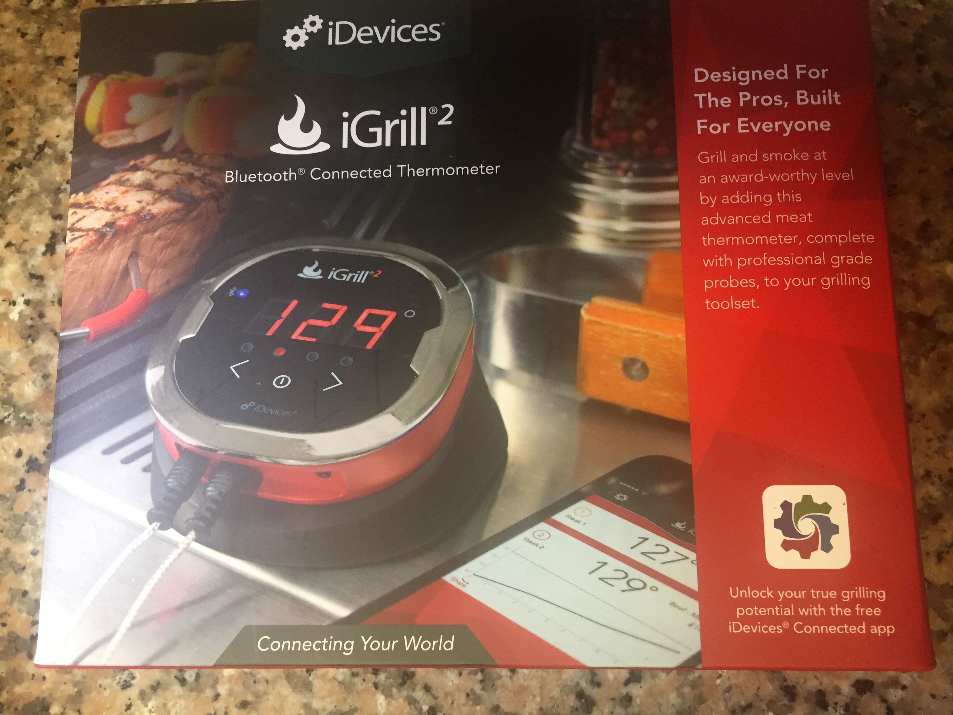 igrill 2 meat thermometer