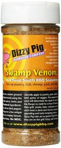 Dizzy Pig Swamp Venom Review, Swamp Venom