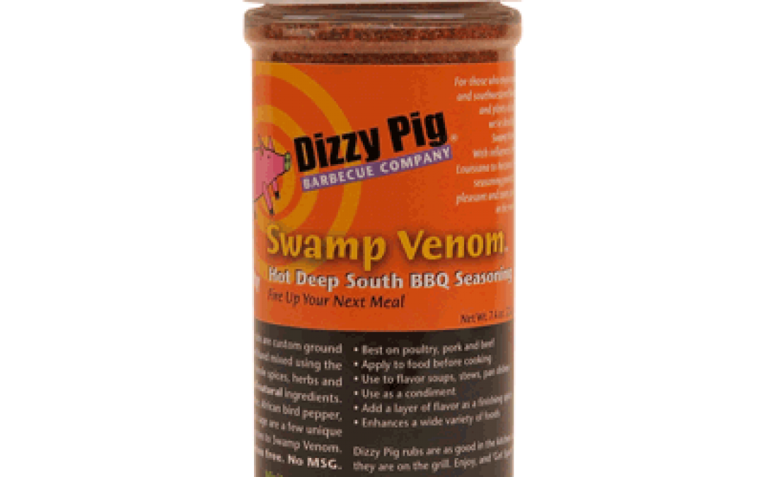 Dizzy Pig Swamp Venom Review – A Big Punch Of Some Deep South Flavor