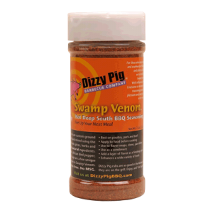 Dizzy Pig Swamp Venom Review, SwampVenom-8oz
