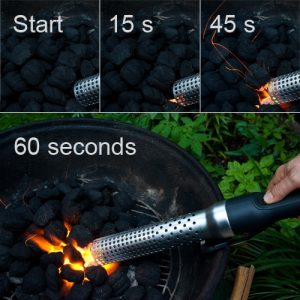 Looftlighter 70018 Fire Lighting Tool, Looftlighter 70018 Fire Lighting Tool, Speed Test