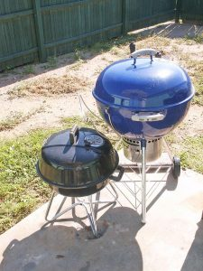 Charcoal Kettle Grills, Types Of Outdoor Grills