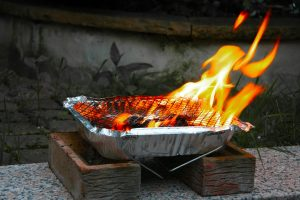 Disposable Charcoal Grill, Types Of Outdoor Grills