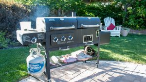 Dual Charcoal and Gas Grill, Types Of Outdoor Grills