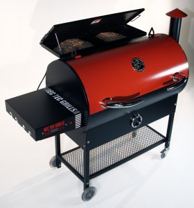 REC TEC Wood Pellet Grill, Types Of Outdoor Grills