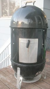 Vertical Water Smoker, Types Of Outdoor Grills