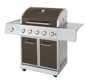 Dyna-Glo DGE Series 5 Burner Liquid Propane Gas Grill, Best Medium Priced Gas Grills