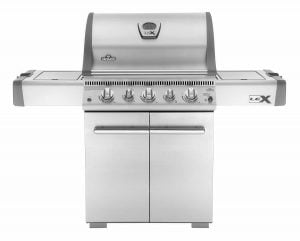 Napoleon LEX 485RSIBPSS Freestanding Propane Gas Grill, Best Premium Gas Grills