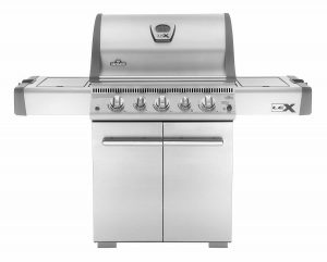 Napoleon LEX 485RSIBPSS Freestanding Propane Gas Grill, Best Premium Gas Grills