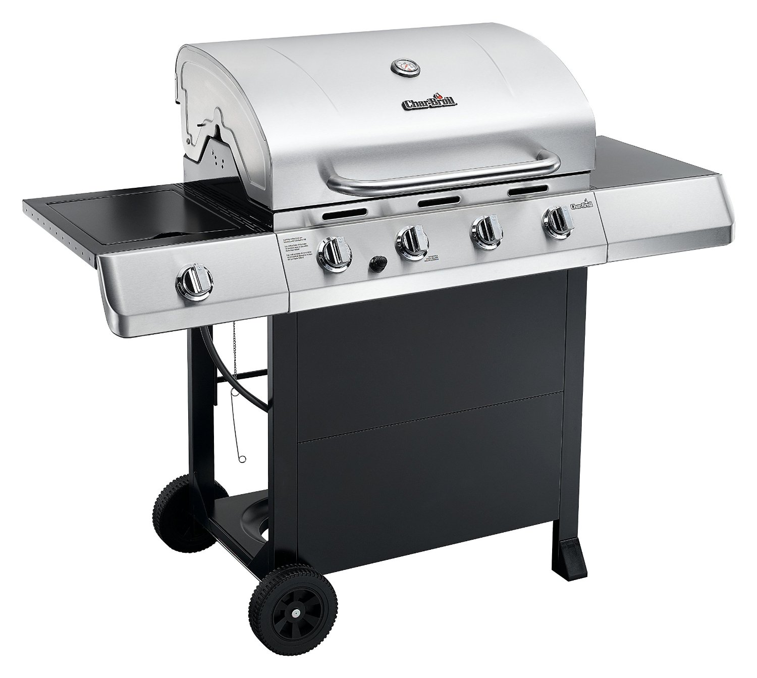 Char Broil Classic 4 Burner Grill, Stylish Design