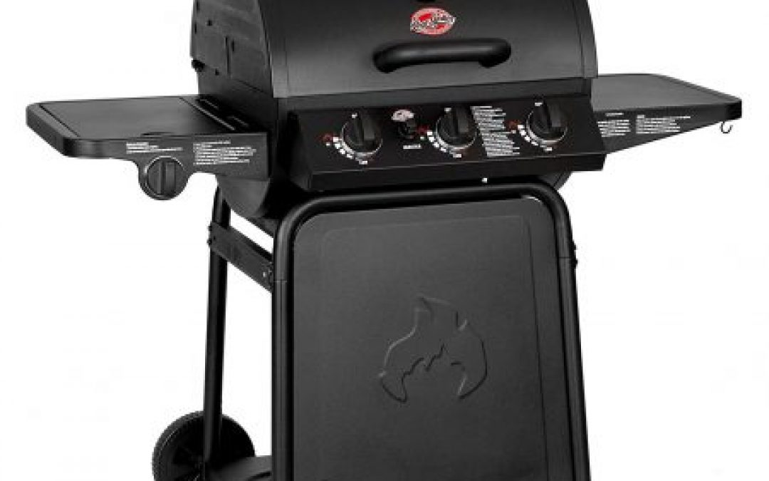 Char Griller Grillin' Pro 3001 Review And Rating, Is This Low Cost Sturdy LP Gas Grill The One For You?