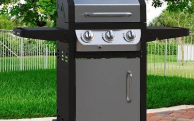Dyna Glo Smart Space Living 3 Burner Gas Grill Review – Is It A Top, Low Cost Grilling Option?