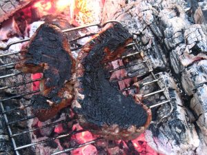 Are Pellet Grills Healthy, Over Charred Meat