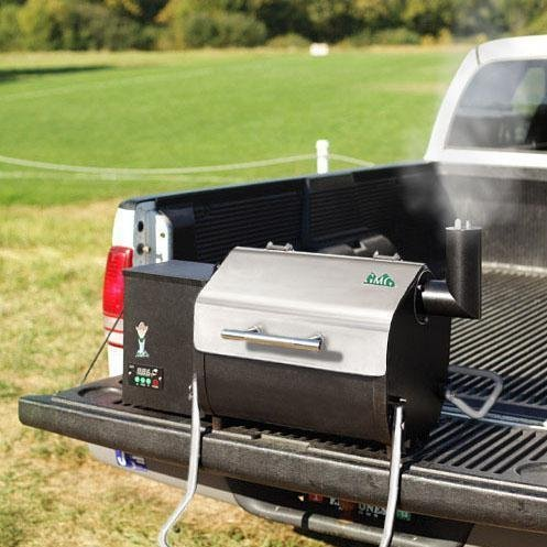 Green Mountain Grills Davy Crockett Pellet Grill, The Ultimate Tailgating Grill