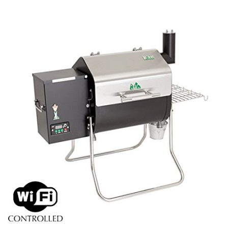 Green Mountain Grills' Davy Crockett Pellet Grill