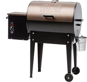 The Best Pellet Grill, Traeger Junior Elite Pellet Grill