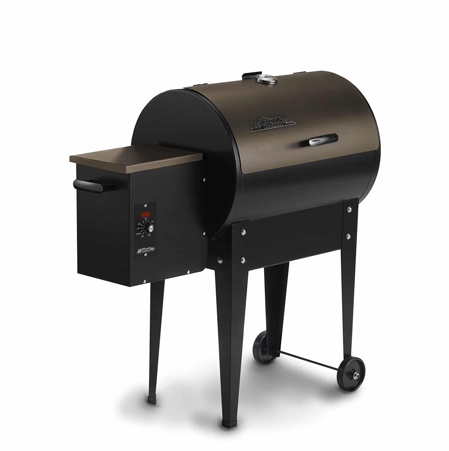 The Best Pellet Grill, Traeger Junior Elite Pellet Grill Overview
