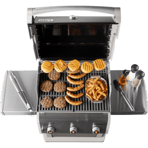 weber spirit e 310 grill review and rating is weber. Black Bedroom Furniture Sets. Home Design Ideas