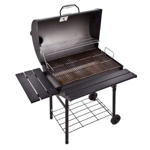 Best Charcoal Grill For 2017, Best Charcoal Grill With Adjustable Height Fire Grate