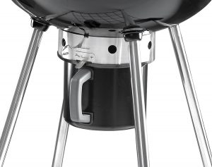 Best Charcoal Grill For 2017, With Stainless Steel Heat Diffuser