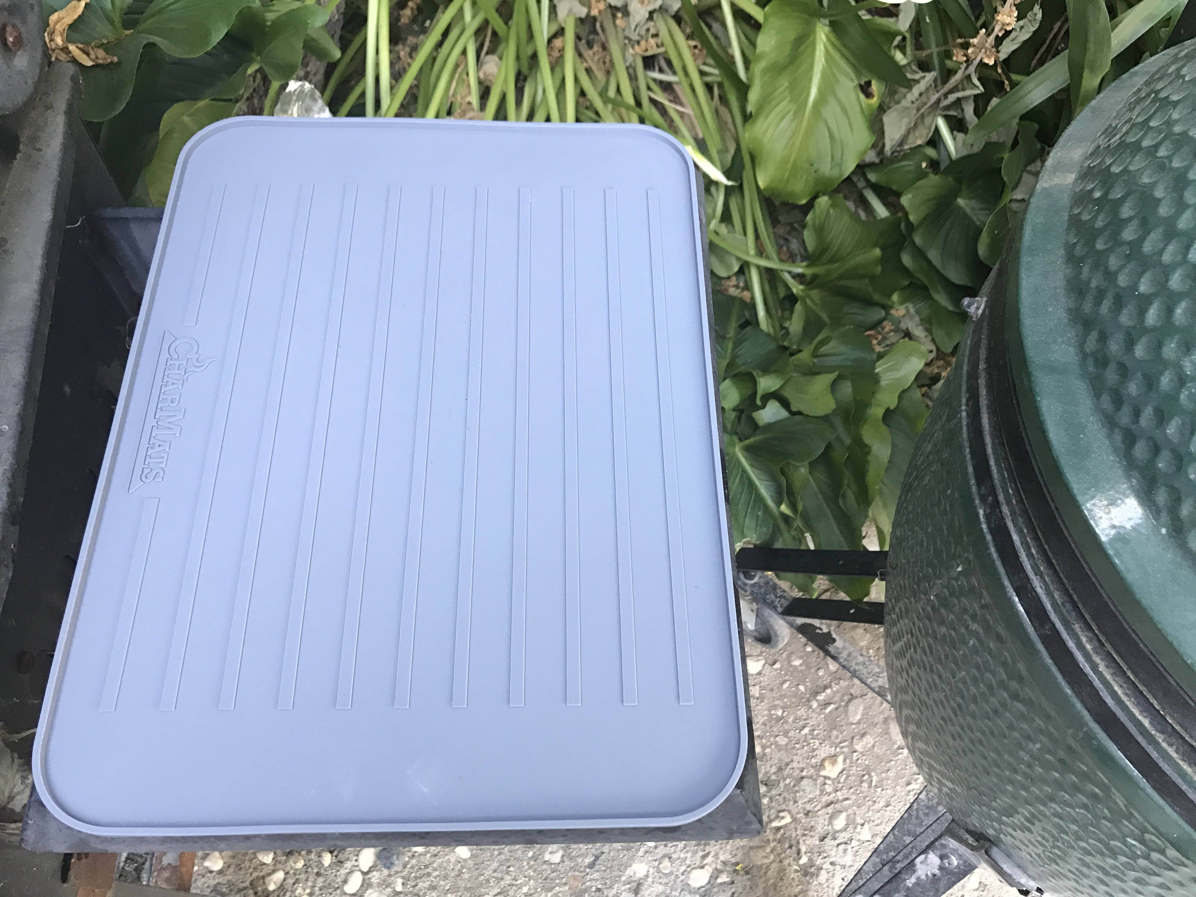 CharMats Protective Silicone BBQ Mat