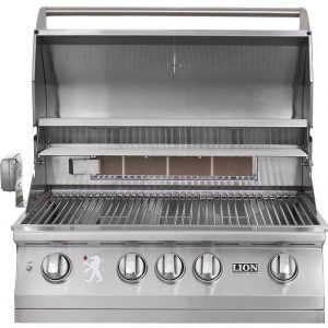 Lion Premium Grills L75623 32 Inch Natural Gas Grill