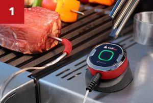 Digital Meat Thermometer Probe