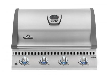 Napoleon Built-In LEX 485 Grill Head Review