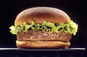 Preparing For A Cookout, Hamburger