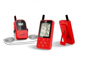 The Maverick ET-733 Wireless Thermometer, Red
