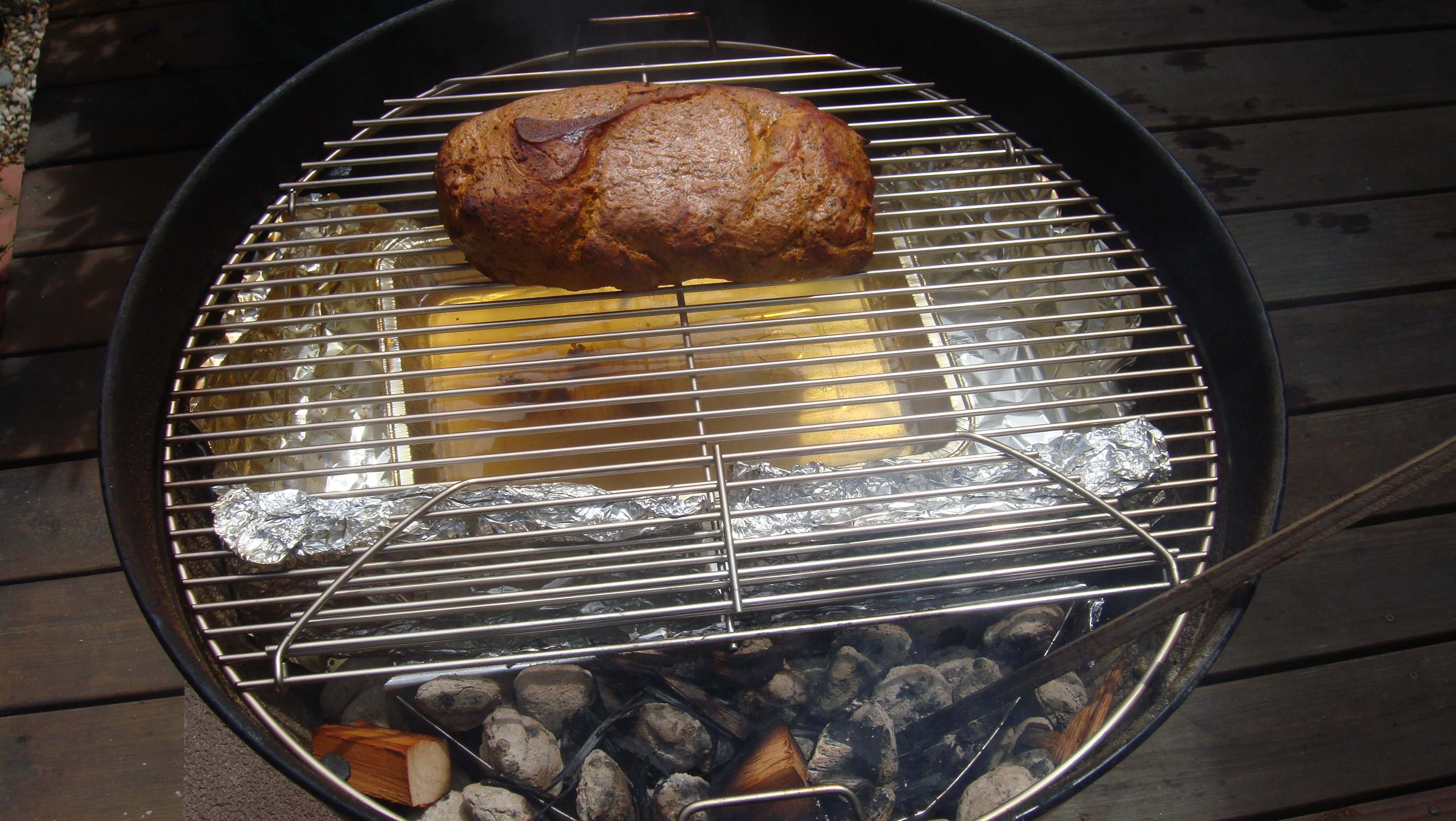 What Is Indirect Grilling, Pork Butt Using Indirect Heat