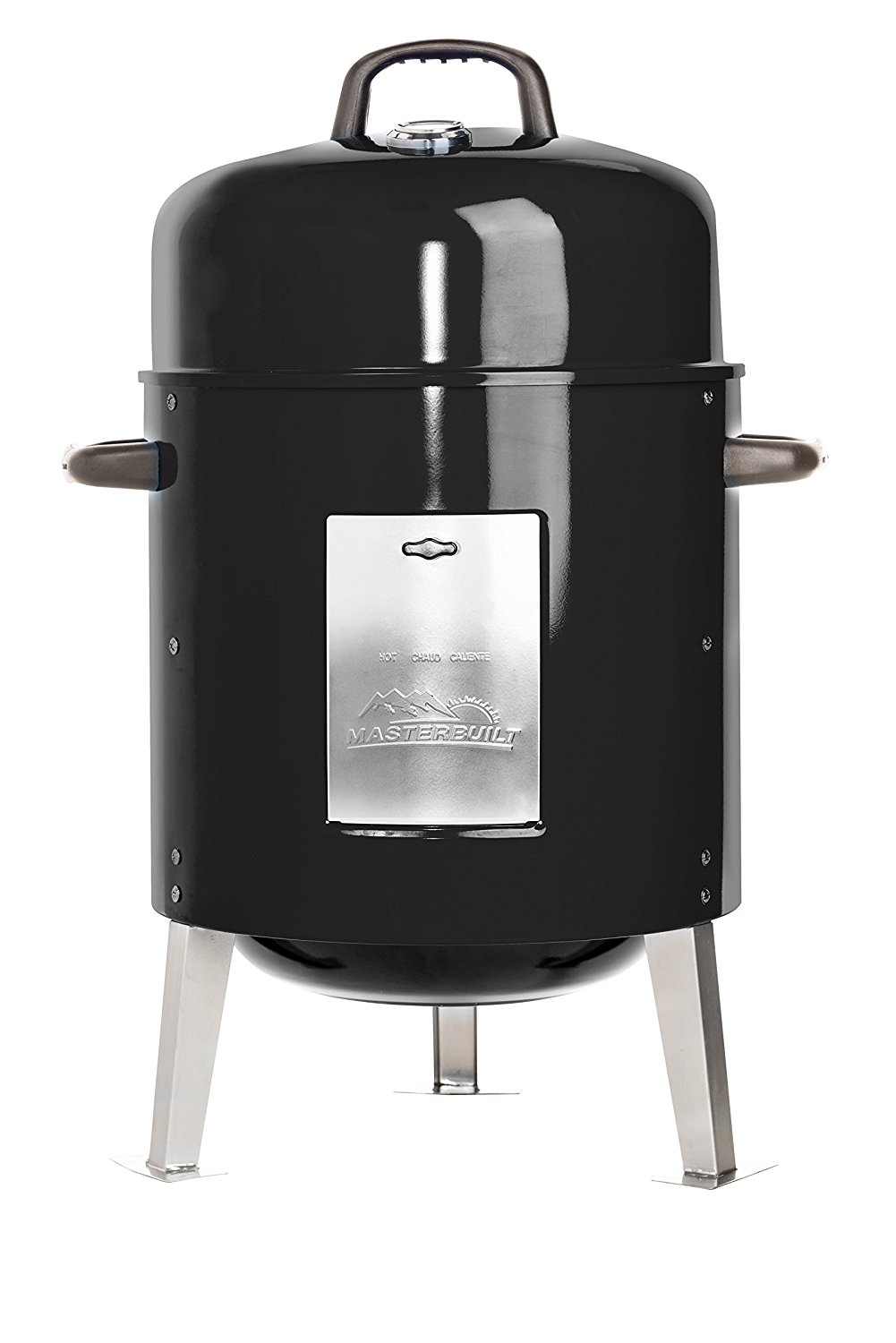 How to Use a Charcoal Smoker, Masterbuilt 20060416 Charcoal Bullet Smoker