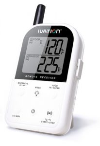 ivation bbq thermometer