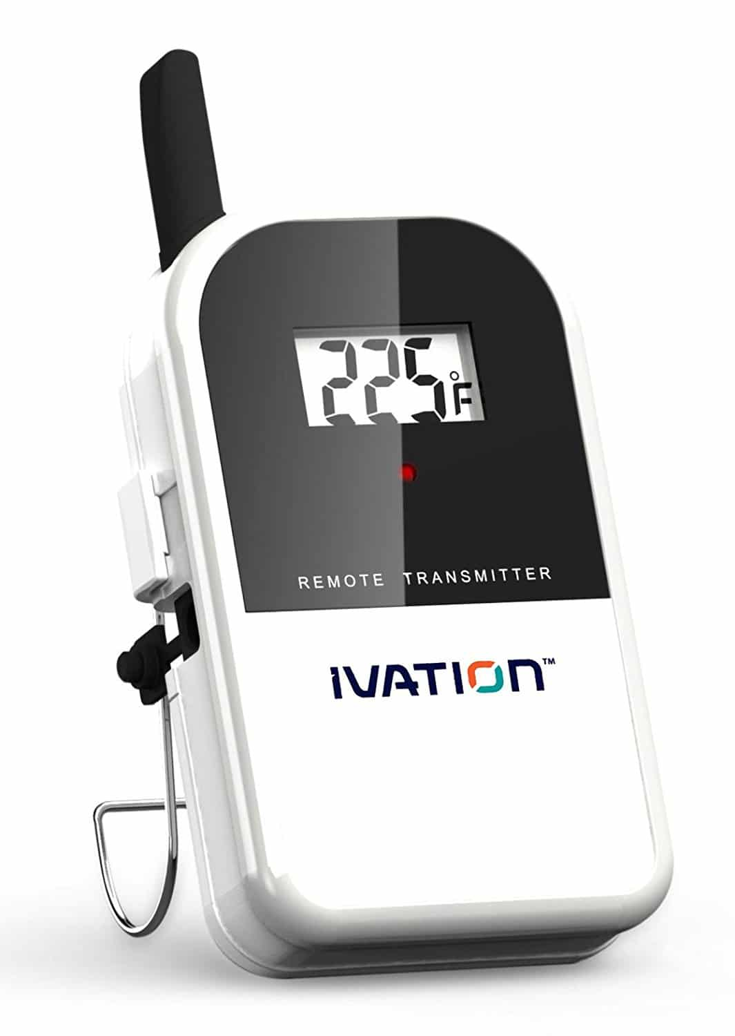 Ivation Wireless BBQ Thermometer, Transmitter