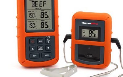 The Thermopro Wireless Meat Thermometer – Thermopro TP20 Review And Rating