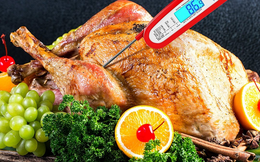 Alpha Grillers Instant Read Thermometer Review And Rating – Definitely Worth Considering For The Price