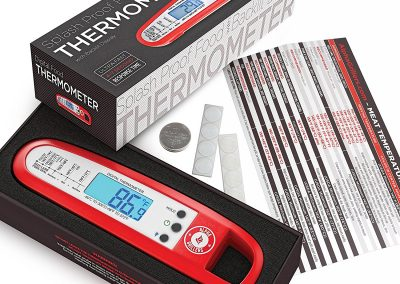 Alpha Grillers Instant Read Meat Thermometer, Alpha Grillers Thermometer