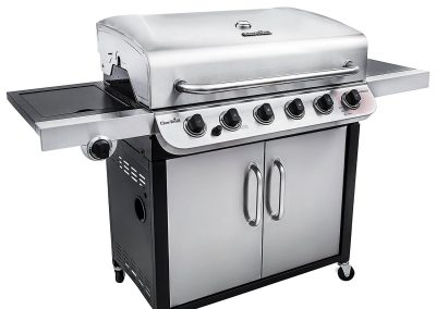 Char Broil Performance 650 6-Burner Cabinet Gas Grill