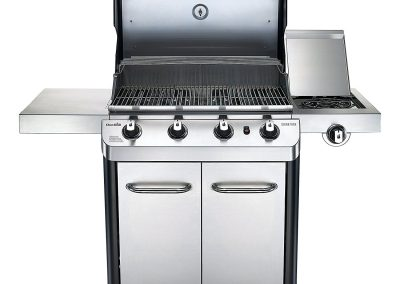 Char Broil Signature 530 4-Burner Cabinet Gas Grill 2